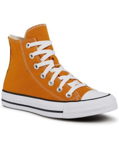Trampki, żółty Converse