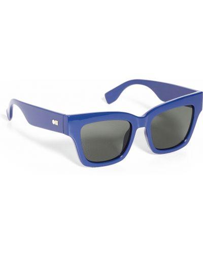 Солнцезащитные очки - синие Le Specs