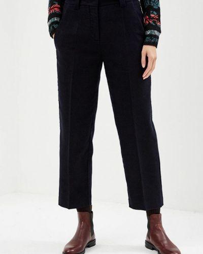 Синие брюки повседневные Marc O'polo