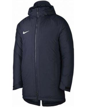 Куртка с капюшоном длинная на молнии Nike