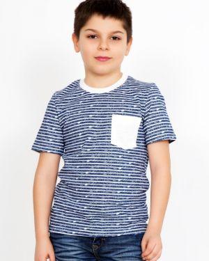 Хлопковая повседневная белая рубашка свободного кроя Lika Dress