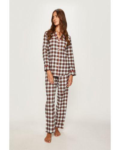 Piżama długo piżama Lauren Ralph Lauren