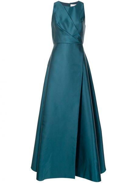 Zielona sukienka długa bez rękawów Sachin & Babi