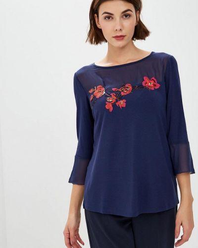 Синяя блузка Betty Barclay