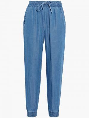 Niebieskie spodnie Walter Baker