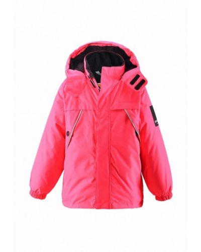 Розовая куртка теплая Lassie By Reima