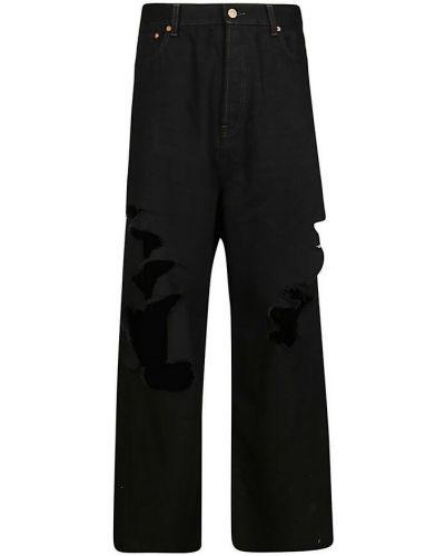 Spodnie - czarne Balenciaga