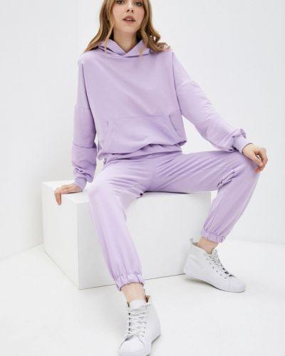 Костюмный фиолетовый спортивный костюм Oddwood