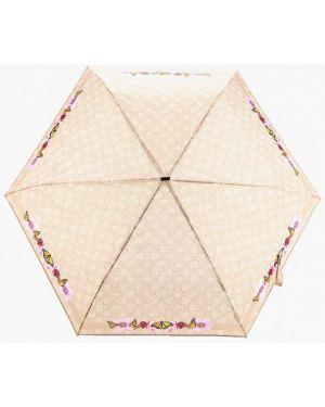 Зонт бежевый Braccialini