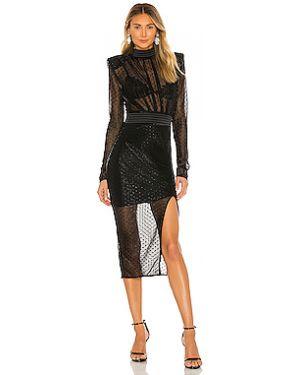 Платье миди сетчатое Zhivago