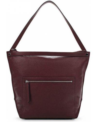 Кожаная сумка через плечо сумка-мешок Ecco