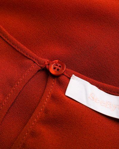 Платье мини со складками с вырезом See By Chloé