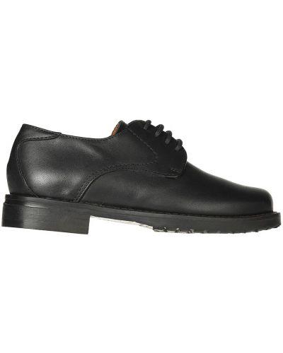 Туфли черные Carlo Pignatelli Junior