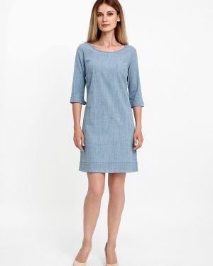 Джинсовое платье платье-сарафан стрейч F5