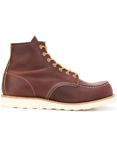 Ботильоны кожаный для обуви Red Wing Shoes