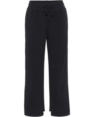 Спортивные брюки классические черные Adidas By Stella Mccartney