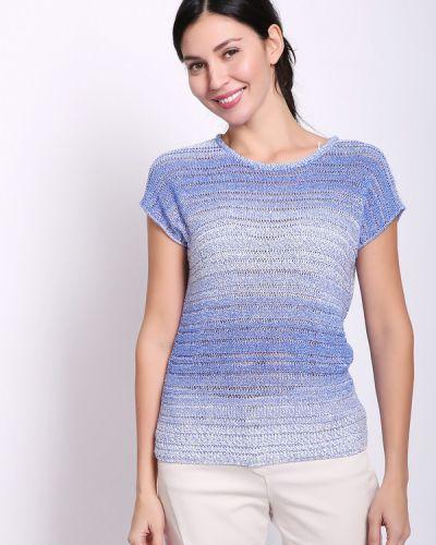Голубой пуловер Gardeur