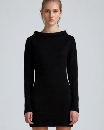 Платье мини - черное Minimally
