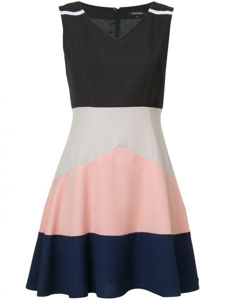Расклешенное платье из вискозы Loveless