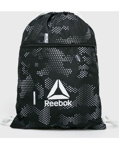 Рюкзак с отделениями с узором Reebok