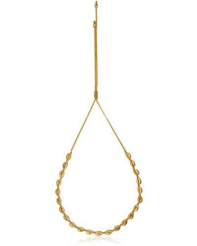 Ожерелье позолоченное Tohum