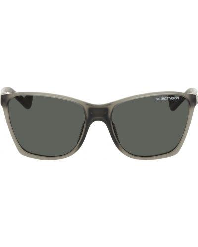 Okulary - białe District Vision