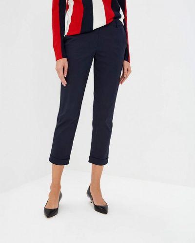 Синие классические брюки Calvin Klein