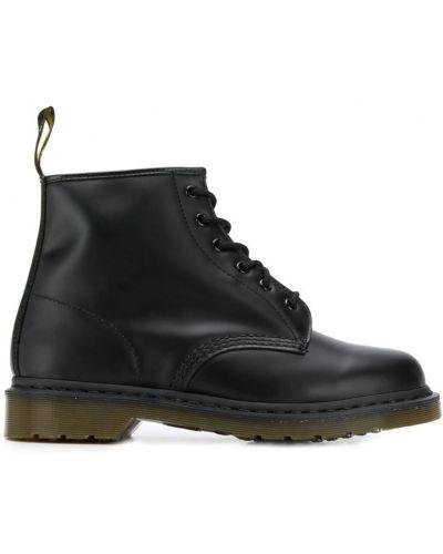 Ботинки на каблуке низкие Dr Martens