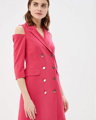 Розовый пиджак Rinascimento