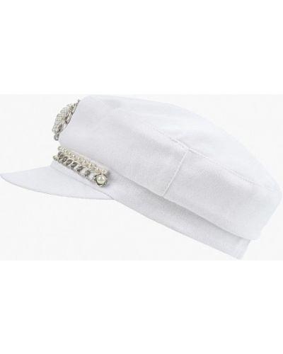 Белая кепка Miss Sherona