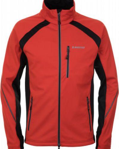 Куртка с капюшоном спортивная с манжетами Madshus