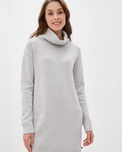 Платье - серое Roxy
