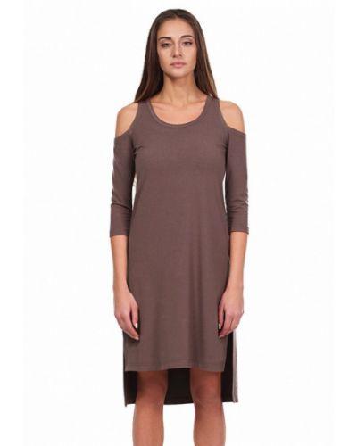 Вязаное платье трикотажное Fusion