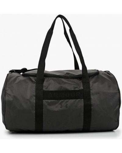 Спортивная сумка черная Under Armour