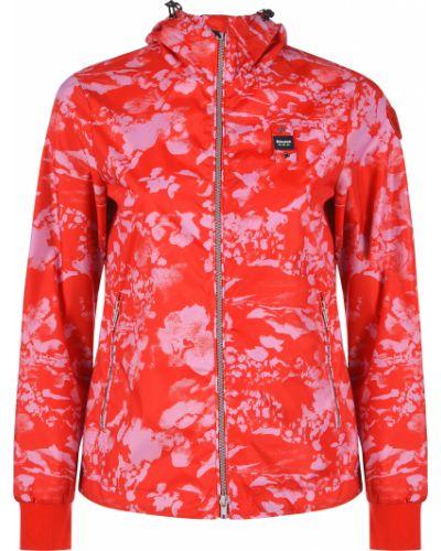 Куртка весенняя красная Blauer