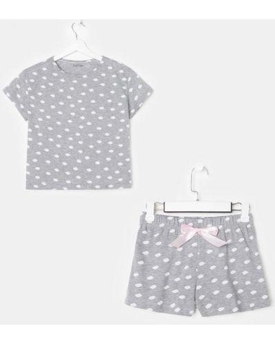 Пижама с шортами Kaftan
