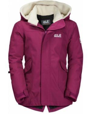 Зимняя куртка утепленная спортивная Jack Wolfskin