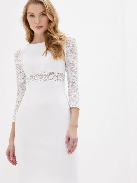 Белое свадебное платье Арт-Деко