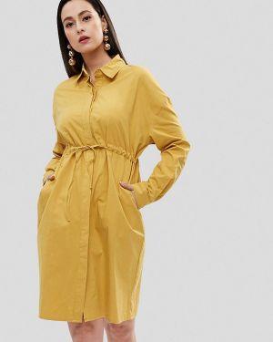 Платье платье-майка платье-рубашка Zaful