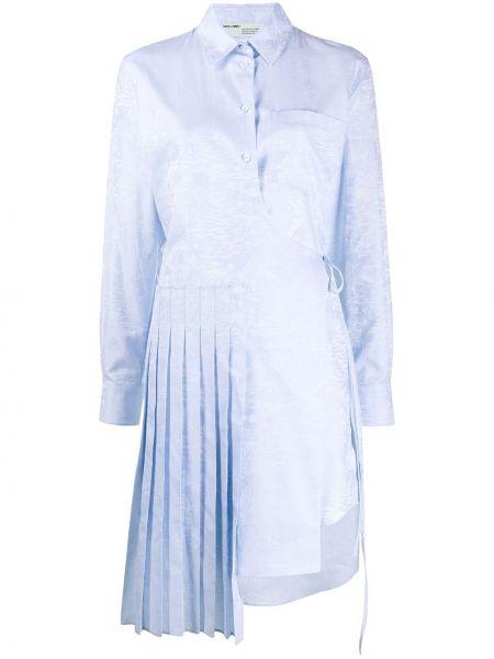 Платье с карманами со складками Off-white