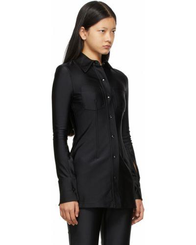 Koszula z długimi rękawami - czarna Alexander Wang