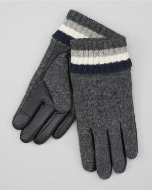 Кожаные перчатки шерстяные нейлоновые Henderson
