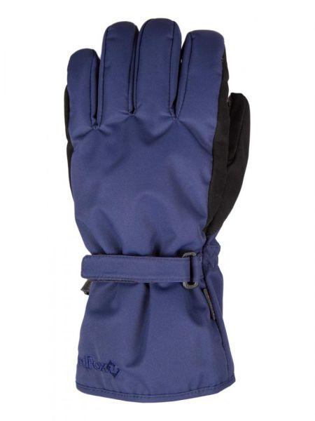 Спортивные темно-синие перчатки с подкладкой Red Fox