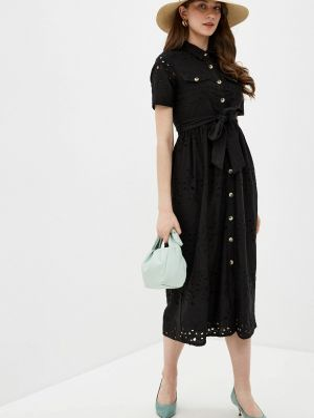 Черное платье Code
