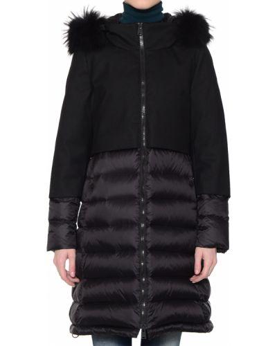 Шерстяная куртка - черная People Of Shibuya