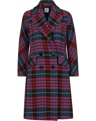Шерстяное пальто с капюшоном Sfizio
