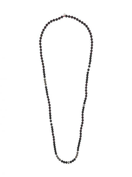 Черное ожерелье Tateossian