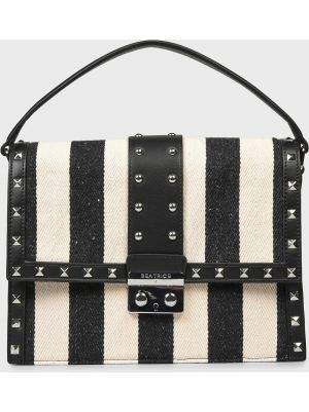 Кожаная сумка - черная Beatrice.b