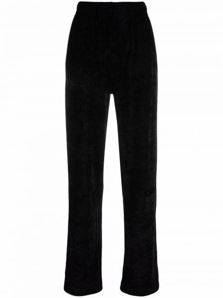 Spodnie z wiskozy - czarne Givenchy