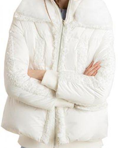 Белая куртка Max & Moi